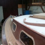 Restauration d'un Folkboat