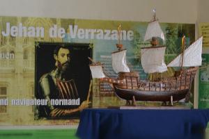 animation l'expédition Verrazane