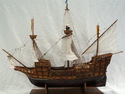 Maquette de la Dauphine