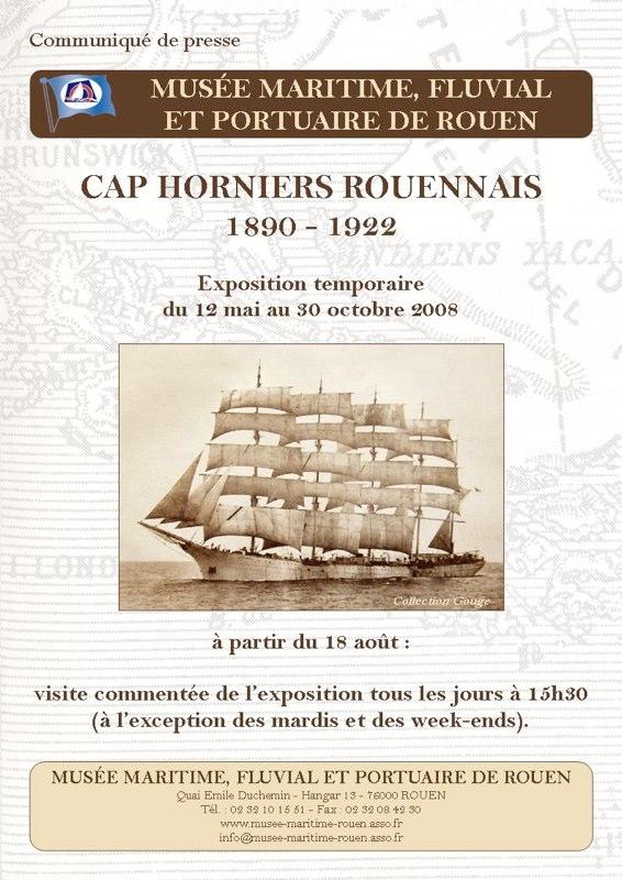 expo Cap Horniers Rouennais