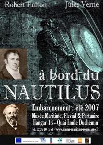 Expo A bord du nautilus